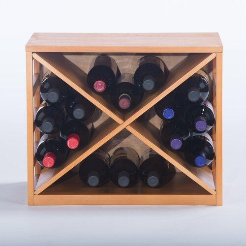 X Wine Cage