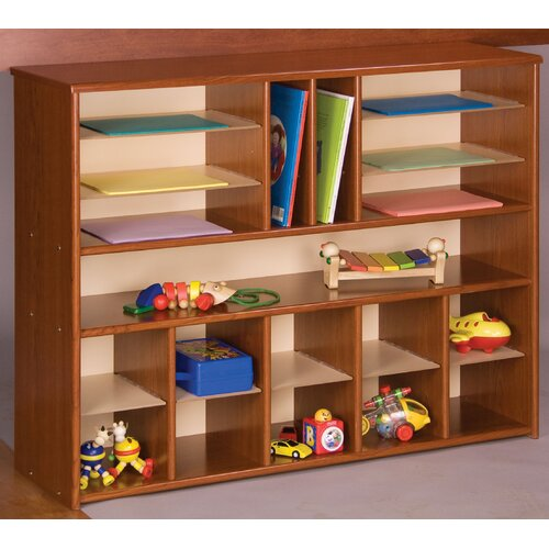 TotMate Eco Spacesaver 19 Compartment Cubby