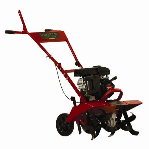 Earthquake Earthquake Vector Compact Front Tine Tiller