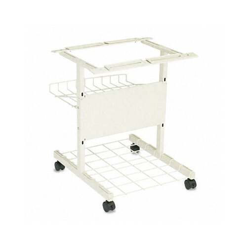 Balt BALT® Adjustable Single Printer Stand with Printout Basket
