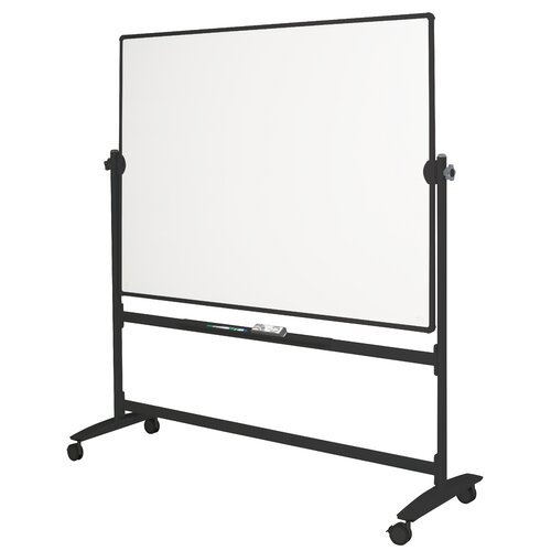 Balt Cherry Lumina Reversible 4' x 5' Whiteboard