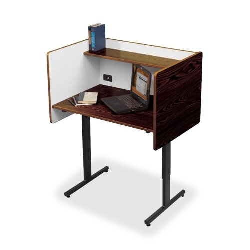 Balt Laminate Study Carrel Desk
