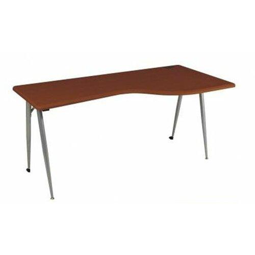 """Balt iFlex Wood 29"""" H Standard Desk"""
