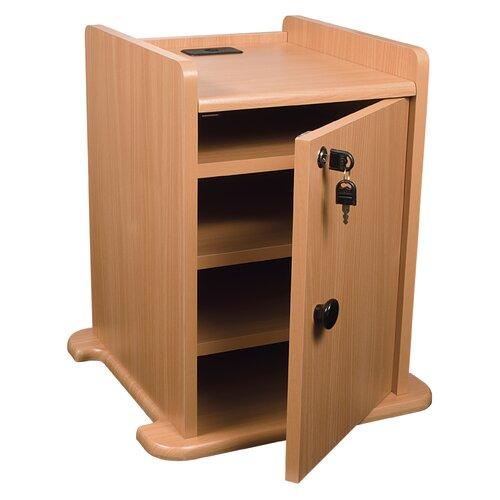 """Balt 14"""" Presentation Cart Locking Cabinet"""