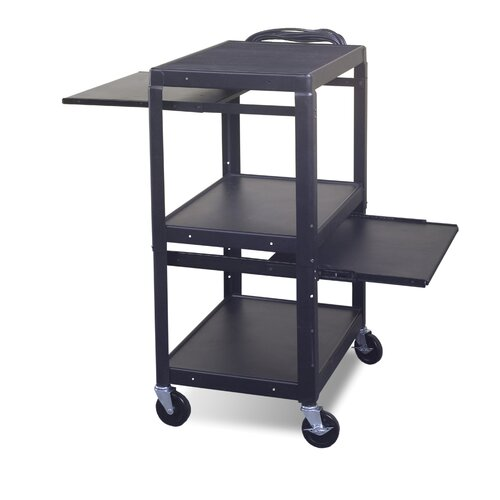 Balt Adjustable Laptop Cart