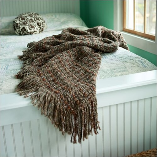 Newbury Woven Acrylic / Polyester Throw