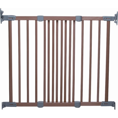 Babydan Super Flexi Fit Wooden Extending Gate