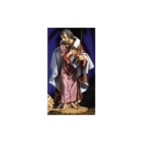 "Fontanini 27"" Scale Joseph Nativity Figurine"