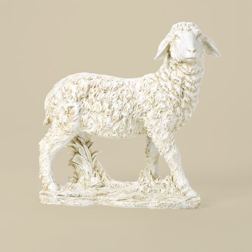Joseph's Studio Scale Sheep Figurine