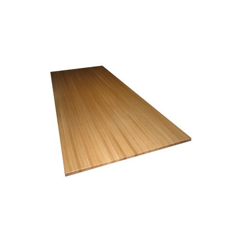 NewAge Products Bold Series Red Oak Butcher Block Worktop