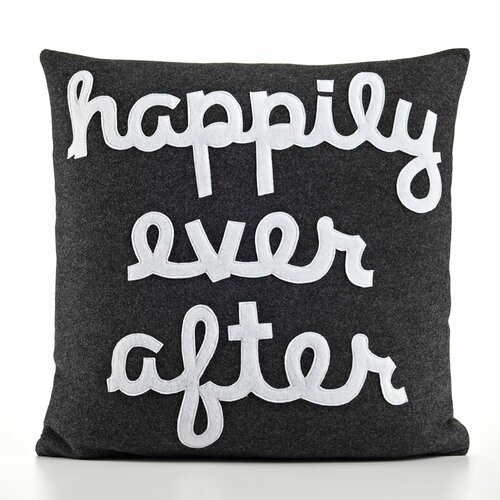 "Alexandra Ferguson ""Happily Ever After"" Decorative Pillow"