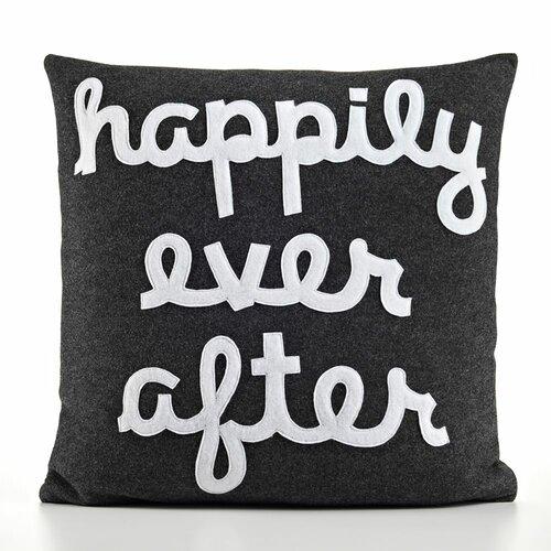 "Alexandra Ferguson ""Happily Ever After"" Decorative Pillow"