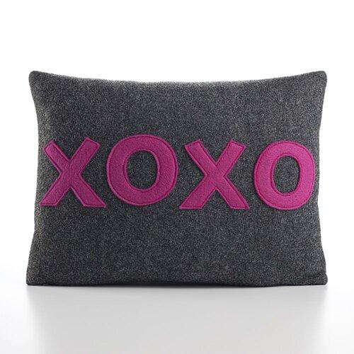 Alexandra Ferguson XOXO Decorative Pillow