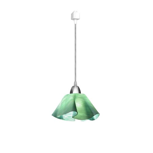 Jezebel Gallery Radiance 1 Light Lily Pendant Track Lighting