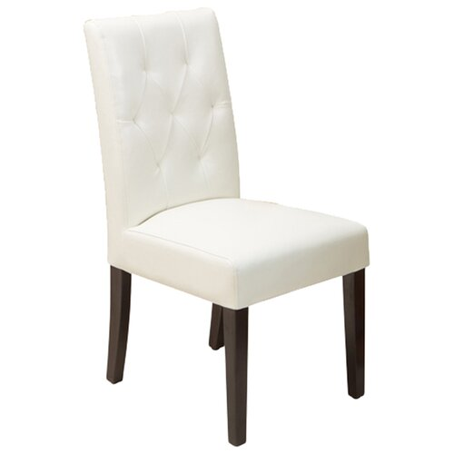 NFusion Autry Dining Chair in Ivory (Set of 2)