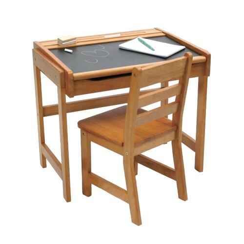 Lipper International Art Desk & Chair