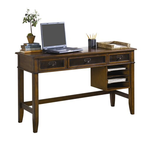 Hammary Mercantile Computer Desk with Keyboard Tray and 2 Drawer