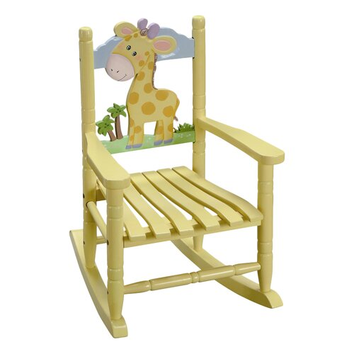 Fantasy Fields Kids Rocking Chair