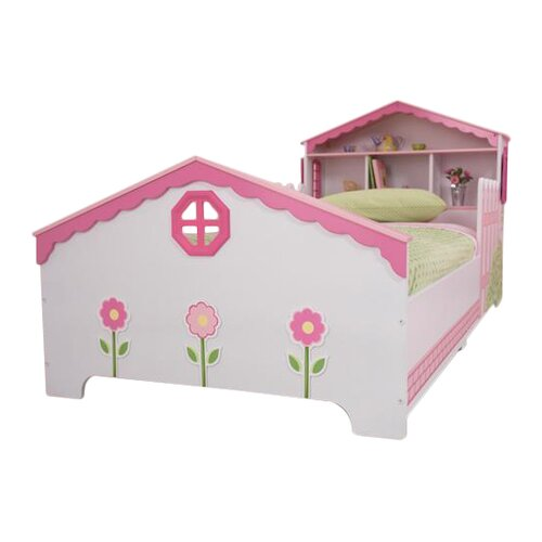 KidKraft Dollhouse Toddler Bed & Reviews | Wayfair UK