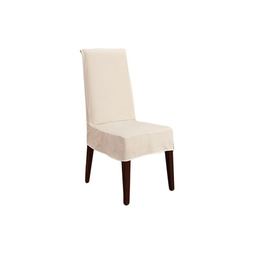 Sure Fit Cotton Duck Shorty Dining Chair Slipcover  : Cotton2BDuck2BShorty2BDining2BChair2BSlipcover from www.wayfair.com size 500 x 500 jpeg 10kB