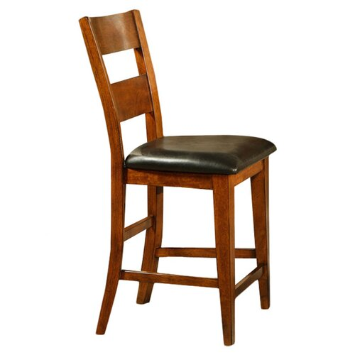 Mango Counter Dining Chair in Oak