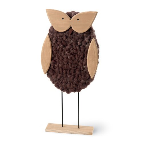 October Hill Wooly Owl Figurine