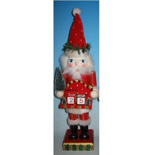 Horizons East Santa with Date Nutcracker
