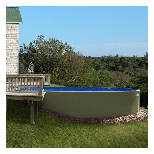 """Insulated Pools Direct Round 52"""" Deep Insulated Pool"""
