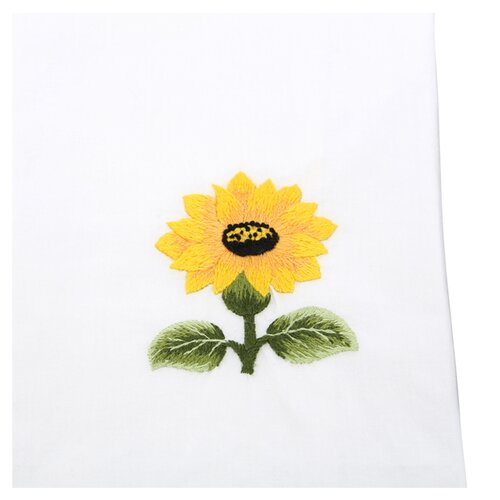 The Designs of Distinction Sunflower Hand Towel