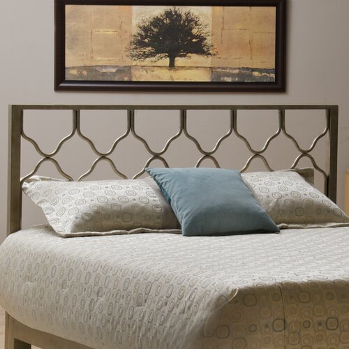 Honeycomb Metal Headboard