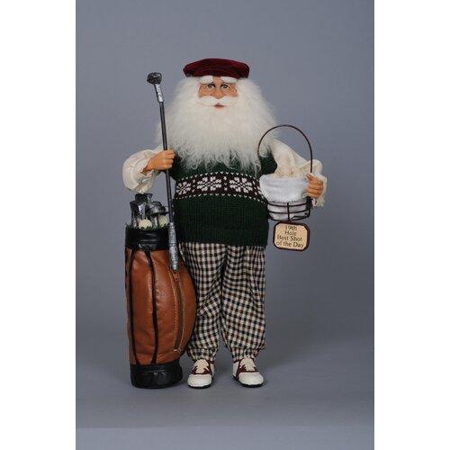 Crakewood Golf Santa