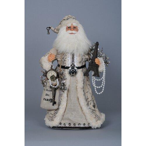Crakewood Vintage Paris Santa