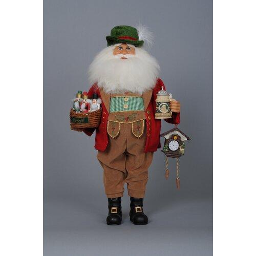 Crakewood German Santa