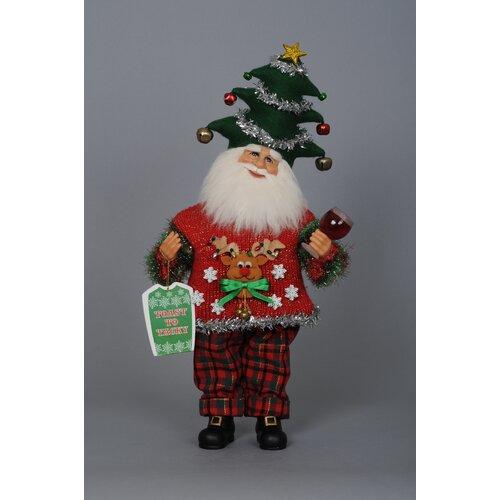 Crakewood Toast to Tacky Santa