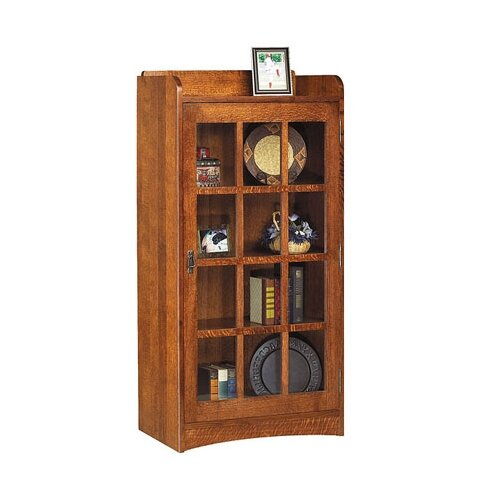 "Anthony Lauren Craftsman Home Office 62"" Bookcase"