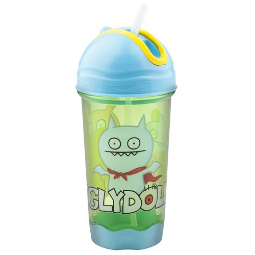 Ugly Dolls SW Flip and Sip Insulated Tumbler with Liquid Lock