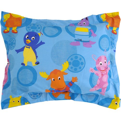 Nickelodeon Backyardigans Pillow Sham