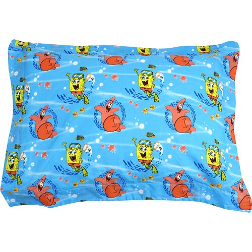 Nickelodeon SpongeBob SquarePants Sea Adventure Pillow Sham