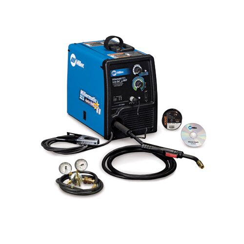 Miller Electric Mfg Co Millermatic 211 230V MIG Welder with Thermal Overload Detection