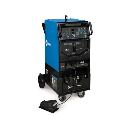 Miller Electric Mfg Co Syncrowave 350 LX 230V TIG Welder with TIGRunner 3X Package