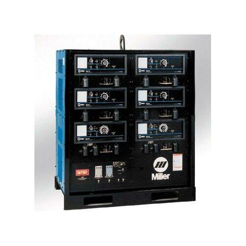 Miller Electric Mfg Co Mark VI 6 CC/CV Modules 230/460/575V Multi-Process Welder