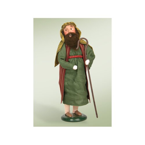 Byers' Choice Shepherd Man Figurine