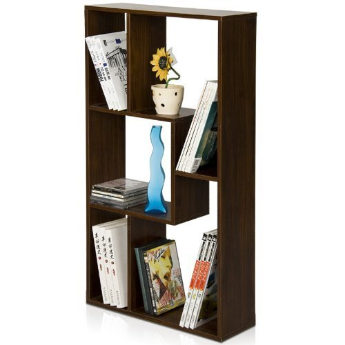 Boyate Multimedia Wall Mounted Magic Cube 5 Grid Storage Rack