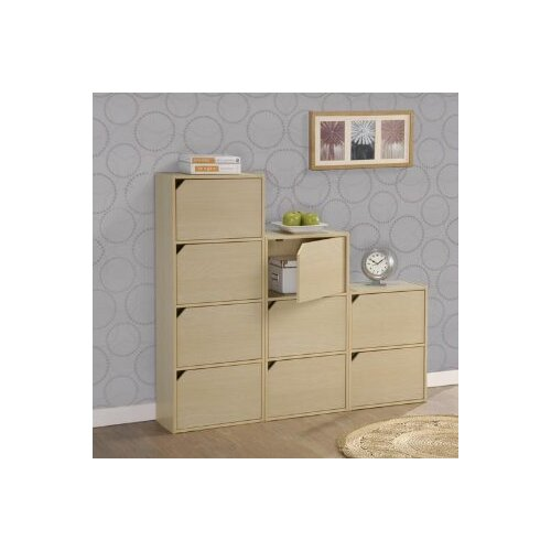 "Furinno PASiR 41.9"" Bookcase"