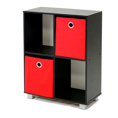 "Furinno 18.9"" Multipurpose Storage Cabinet"
