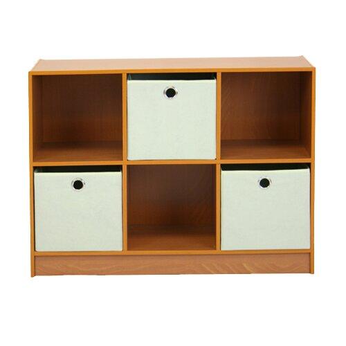 """Furinno Multipurpose Storage 23.7"""" Bookcase"""