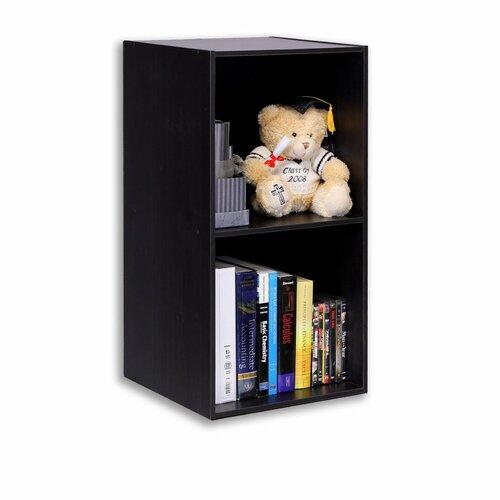Hidup Tropika Eco Modular Open Cube Tall Storage with Shelf