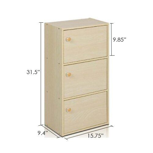 "Furinno PASiR 31.5"" Bookcase I"