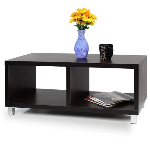 Furinno Nihon Dual function Contemporary TV Stands/Coffee Table