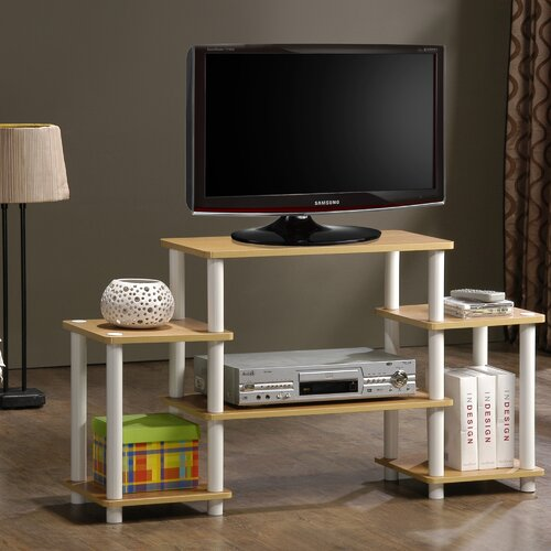Furinno Turn 'n' Tube Entertainment Center